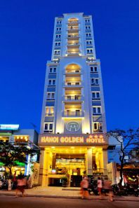HA NOI GOLDEN HOTEL 3*
