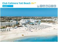 Club Calimera Yati Beach 4*+